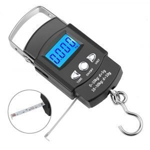 50kg Digital Weighing Scale with Hanging Hook