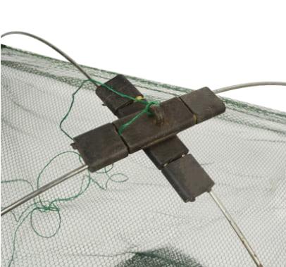 Folding Nylon Square Fishing Trap