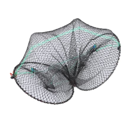 Collapsible Fishing Trap Cage