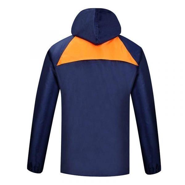 Ultra Light Water-Resistant Outdoor Raincoat