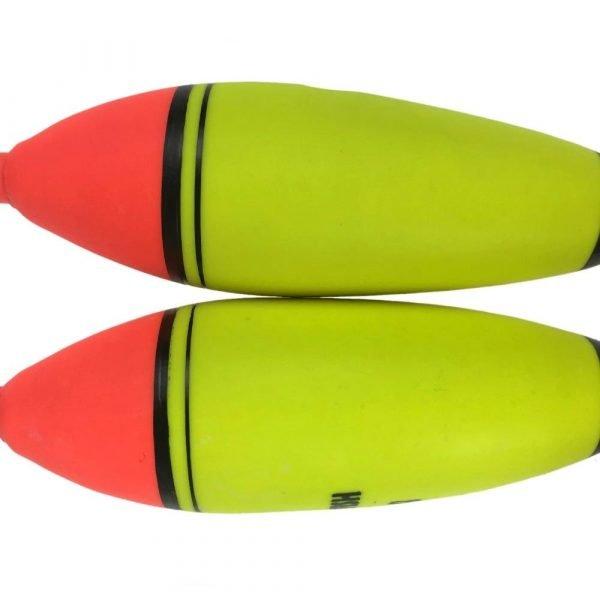 THKFISH Foam Fishing Floats with Glow Stick