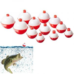 5 Pieces ABS Fishing Bobber
