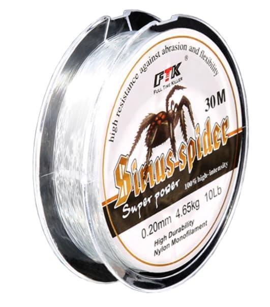 FTK Sirius Spider Nylon Ice Fishing Line