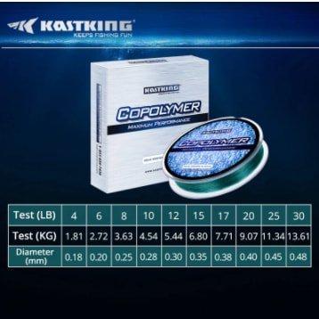 KastKing Copolymer Strong Nylon Fishing Line