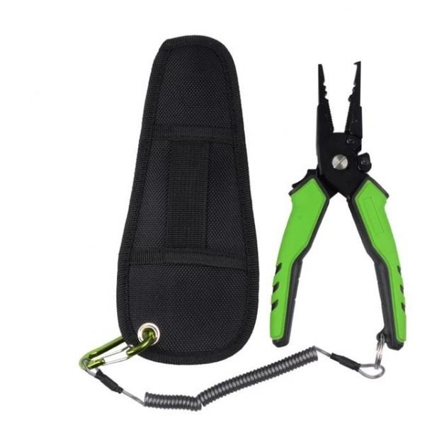Multifunctional Aluminum Alloy Fishing Cutter Pliers