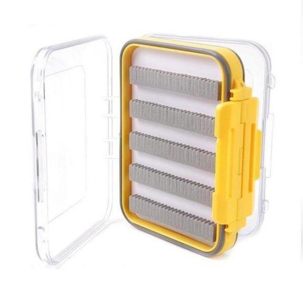 Double Side Waterproof Fishing Box