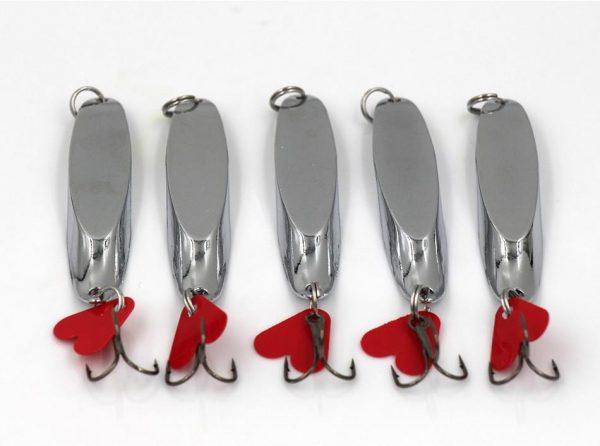 Metal Spoon Fishing Lure