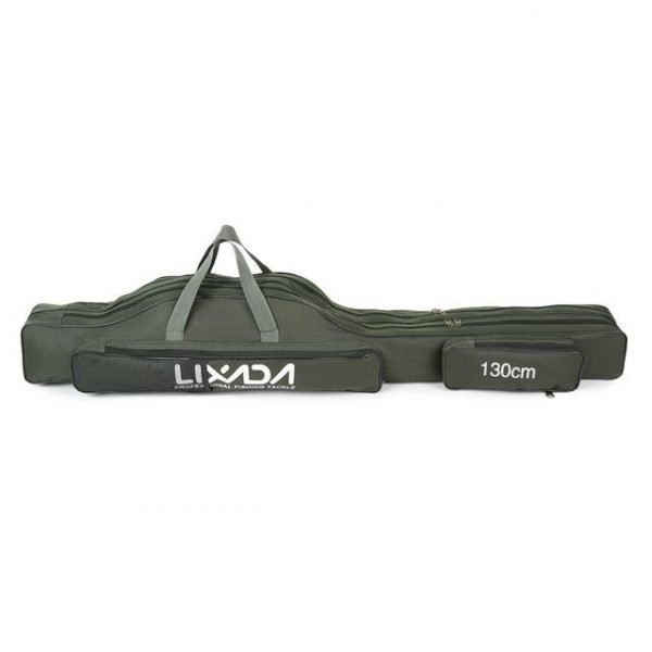 Portable Folding Fishing Rod Reel Travel Bag
