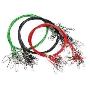50 Strong Fishing Line Leader Wire