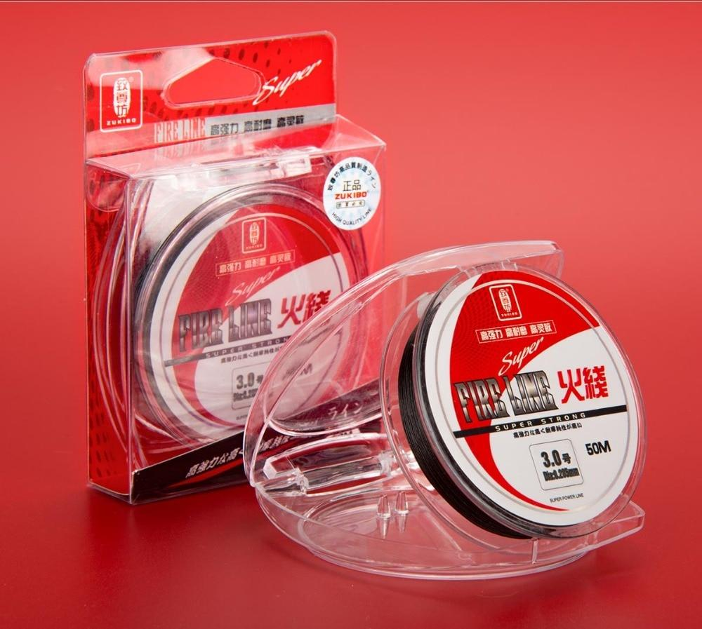 Fire Line Water Resistant Fishing Line
