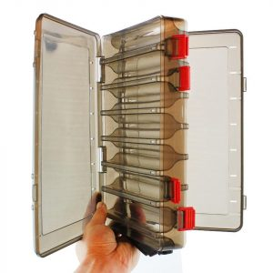 14 Compartment Fishing Tool Tackle Box