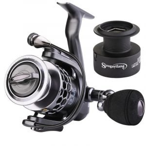 Sougayilang Ultra Smooth Spinning Fishing Reel