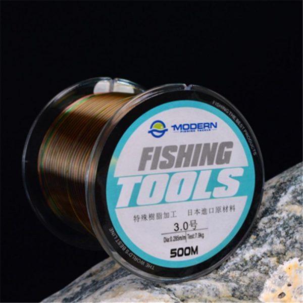 Modern Fluorocarbon 500m Fishing Line