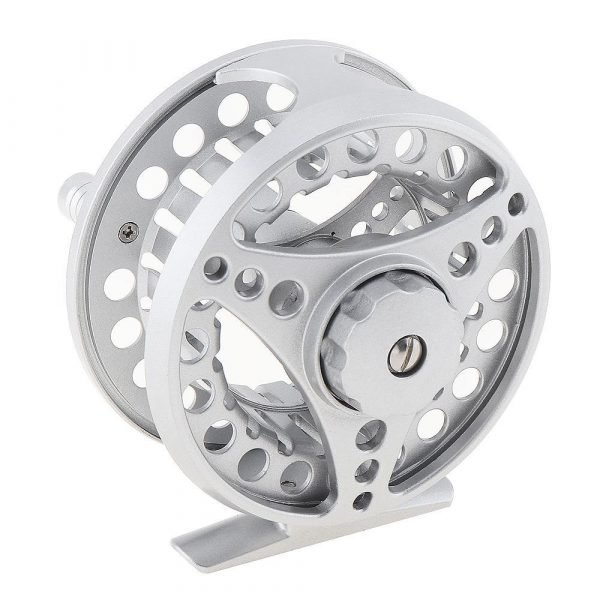 Aluminum Alloy Fishing Reel + Fishing Line