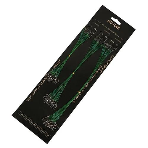Goture Fishing Line Trace Wire Leader
