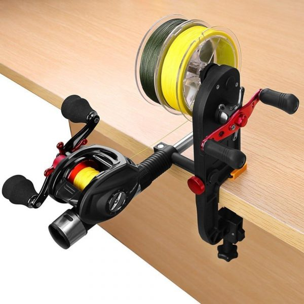 Plusinno Portable Fishing Line Winder Gear