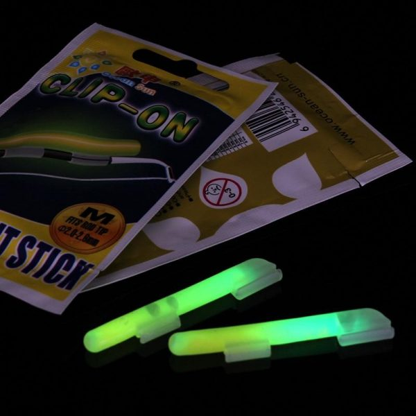10 Pack Luminous Fishing Light Stick