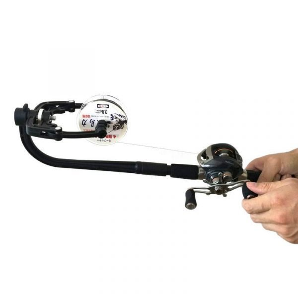 Portable Reel Spool Spooling Station System