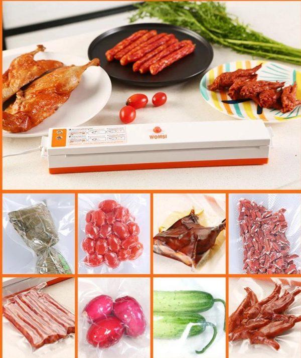 Household Food Vacuum Sealer Packaging Machine