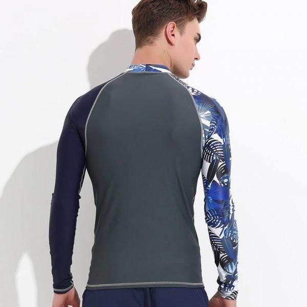 Long Sleeve UV Protection Rashguard