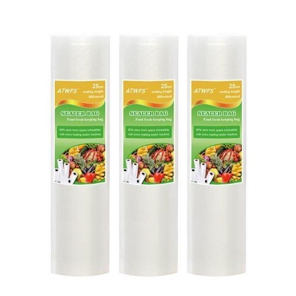2 Food Grade Vacuum Food Sealer