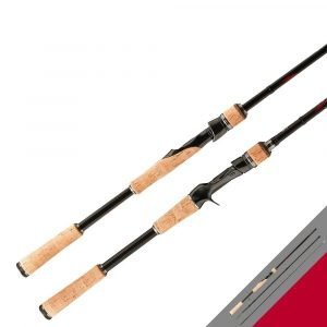 Obei Portable Spinning Casting Carbon Fishing Rod