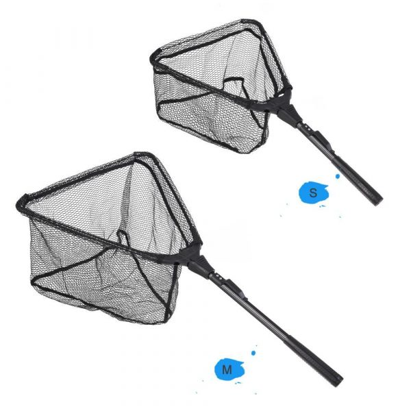 Collapsible Triangular Fly Fishing Net