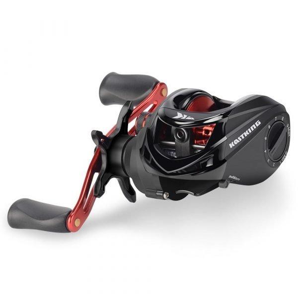KastKing Brutus Baitcasting Fishing Reel 6.3:1 Gear Ratio