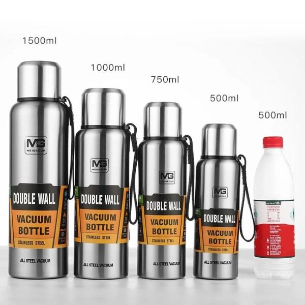 Stainless Steel Portable Vacuum Flask