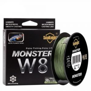 8 Strands Wide Angle Braided Fishing Line