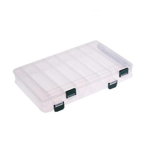 10-14 Compartment Double-Sided Tackle Storage
