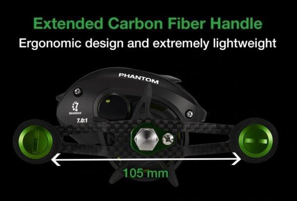 Piscifun Phantom Carbon Fiber Ultralight