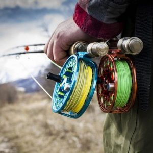 Fly Reels & Rods