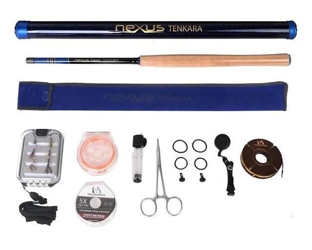Maxcatch Tenkara Complete Fly Rod Kit