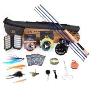 Maximumcatch Predator Complete Saltwater Fly Fishing Kit