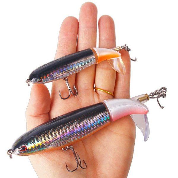 Whopper Plopper Artificial Fishing Lure