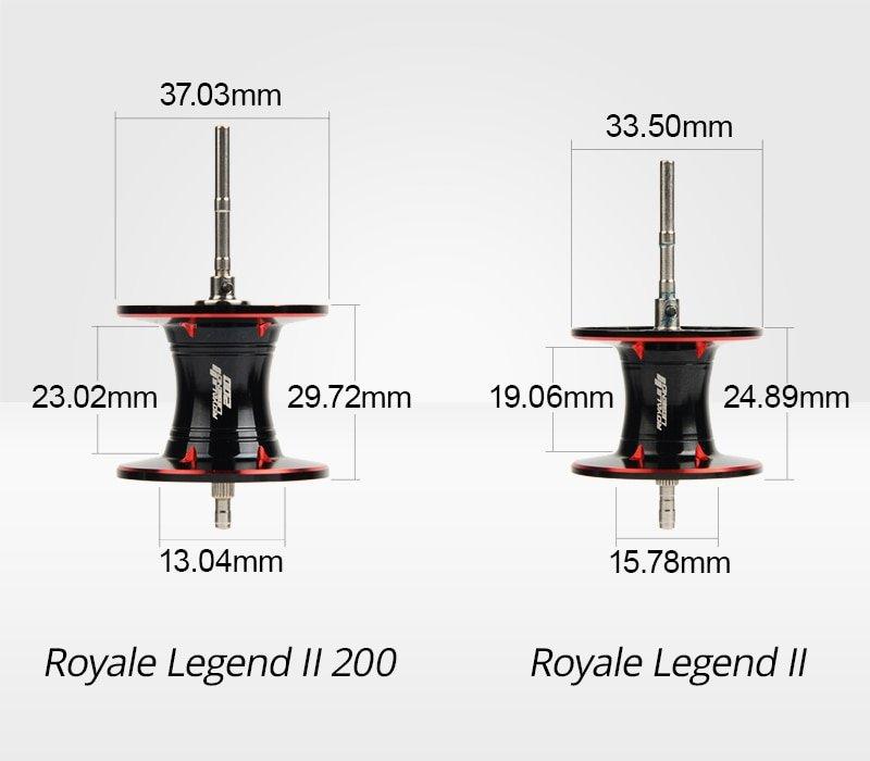 KastKing Royale Legend II Baitcasting Reel