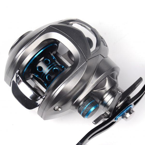 Baitcasting Reel 17BB 7.1:1 with Magnetic Brake